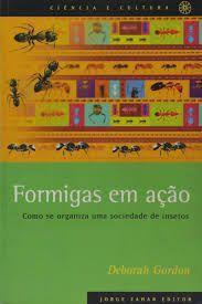 Formigas em Ação. Como se Organiza Uma Sociedade de Insetos