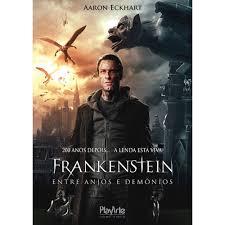 Frankenstein Entre Anjos e Demônios DVD