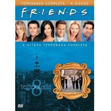 Friends Oitava Temporada DVD