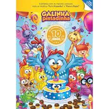 Galinha Pintadinha - 10 Anos - DVD