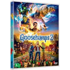 GOOSEBUMPS 2 - HALLOWEEN ASSOMBRADO - DVD