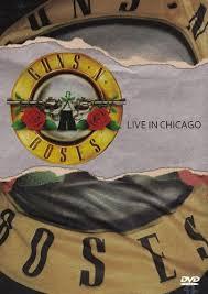 Guns N Roses Live In Chicago - DVD