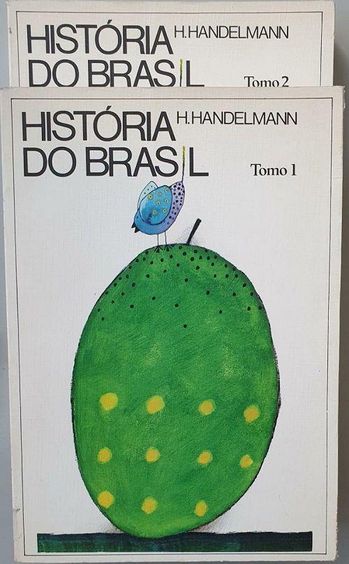 História do Brasil (Tomos 1 e 2)