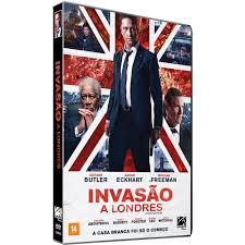 Invasão a Londres DVD