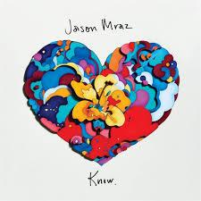 KNOW - JASON MRAZ - CD
