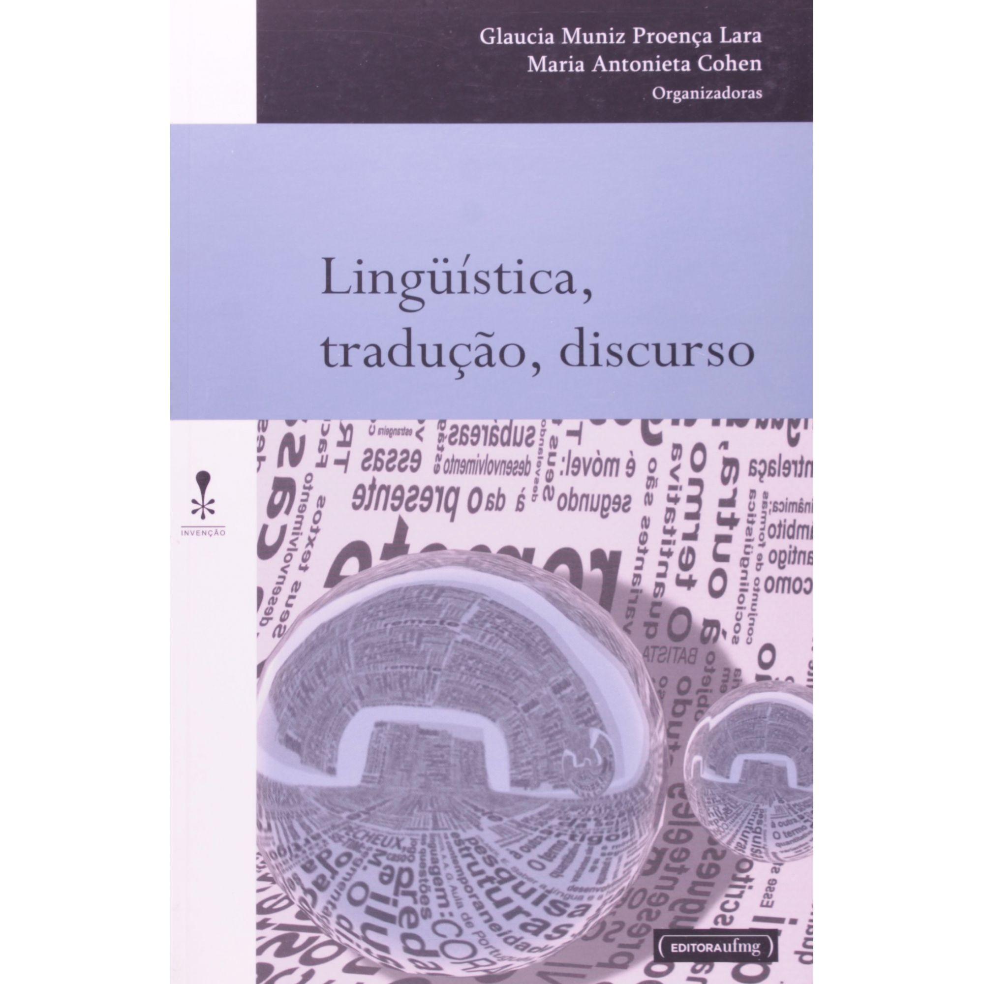 Linguística, Tradução, Discurso