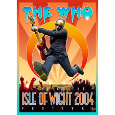 LIVE AT THE ISLE OF WIGHT - DVD