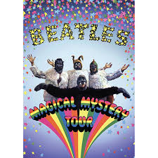 MAGICAL MYSTERY TOUR - DVD
