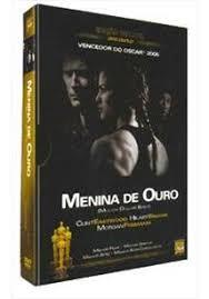 Menina de Ouro - DVD