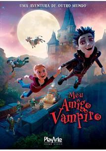 MEU AMIGO VAMPIRO DVD