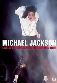 MICHAEL JACKSON LIVE IN BUCAREST: THE DANGEROUS TOUR - DVD