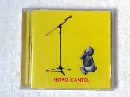 NOVO CANTO - CD