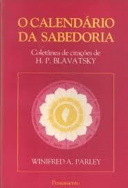 O CALENDARIO DA SABEDORIA