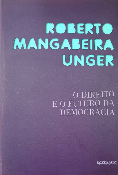 O Direito E O Futuro Da Democracia