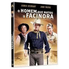 O HOMEM QUE MATOU O FACÍNORA - DVD