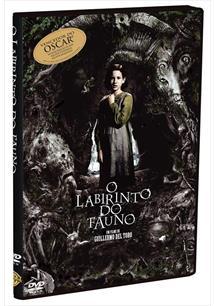 O LABIRINTO DO FAUNO DVD