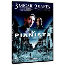 O Pianista DVD
