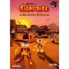 O SHOW DO GARFIELD - A MONTANHA BRILHANTE VOL. 4 - DVD
