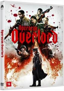 OPERAÇÃO OVERLORD DVD
