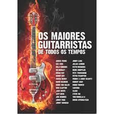 OS MAIORES GUITARRISTAS DE TODOS OS TEMPOS (DUPLO) - DVD