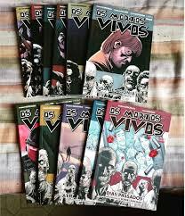 OS MORTOS VIVOS (18 VOLUMES)