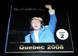 Paul McCartney Quebec 2008 Volume 2 - CD