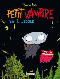 PETIT VAMPIRE VA A L'ECOLE