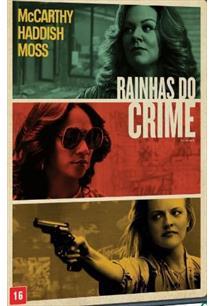 RAINHAS DO CRIME DVD