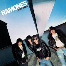 RAMONES LEAVE HOME - CD