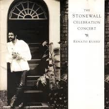 RENATO RUSSO - THE STONEWALL CELEBRATION CONCERT CD