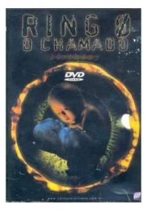 RING 0 - O CHAMADO DVD