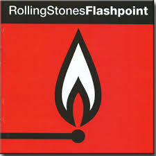 ROLLING STONES FLASHPOINT - CD