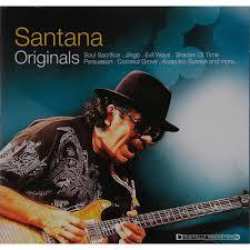 SANTANA ORIGINALS - CD