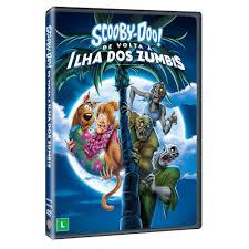 SCOOBY-DOO! DE VOLTA À ILHA DOS ZUMBIS - DVD