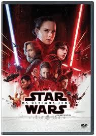 Star Wars Os Últimos Jedi DVD