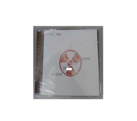 The Dog - Young Old Dry Aliens CD
