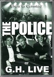 THE POLICE - SHOW IN GERMANY