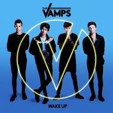 THE VAMPS - WAKE UP - CD