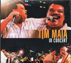TIM MAIA IN CONCERT - CD