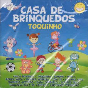 Toquinho – Casa De Brinquedos CD