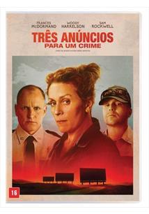 TRÊS ANÚNCIOS PARA UM CRIME - DVD