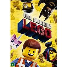UMA AVENTURA LEGO - DVD