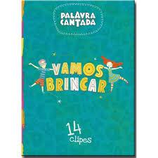 Palavra Cantada - Vamos Brincar - DVD