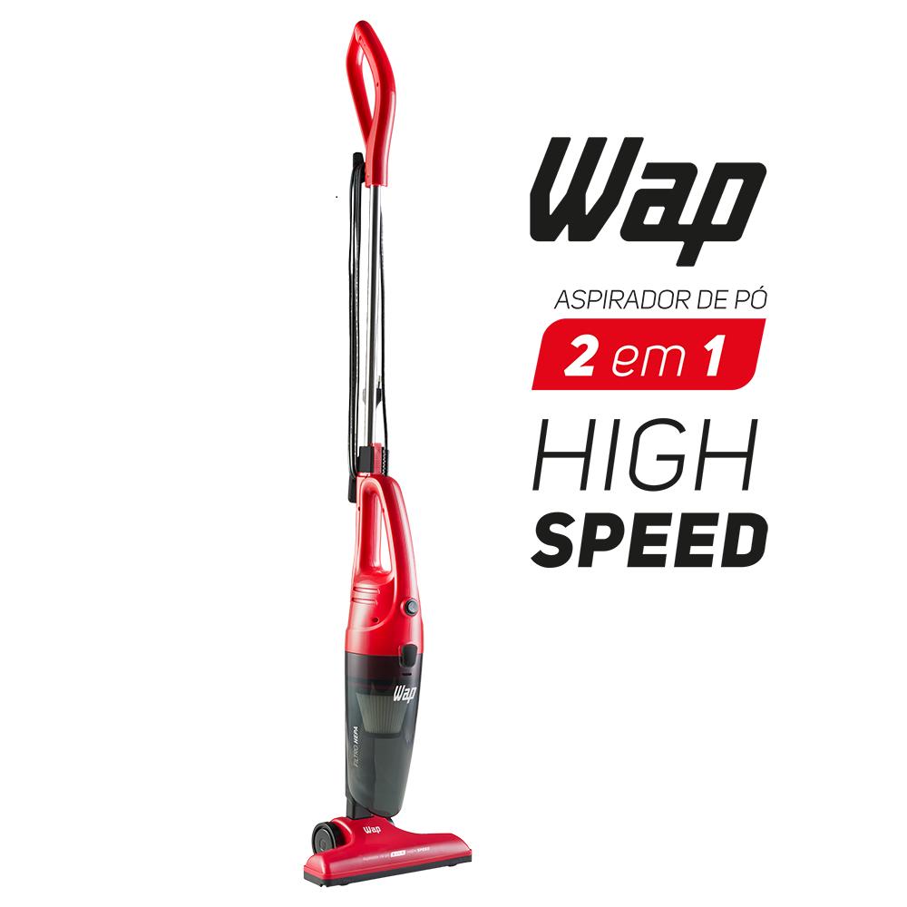 Aspirador High Speed Wap