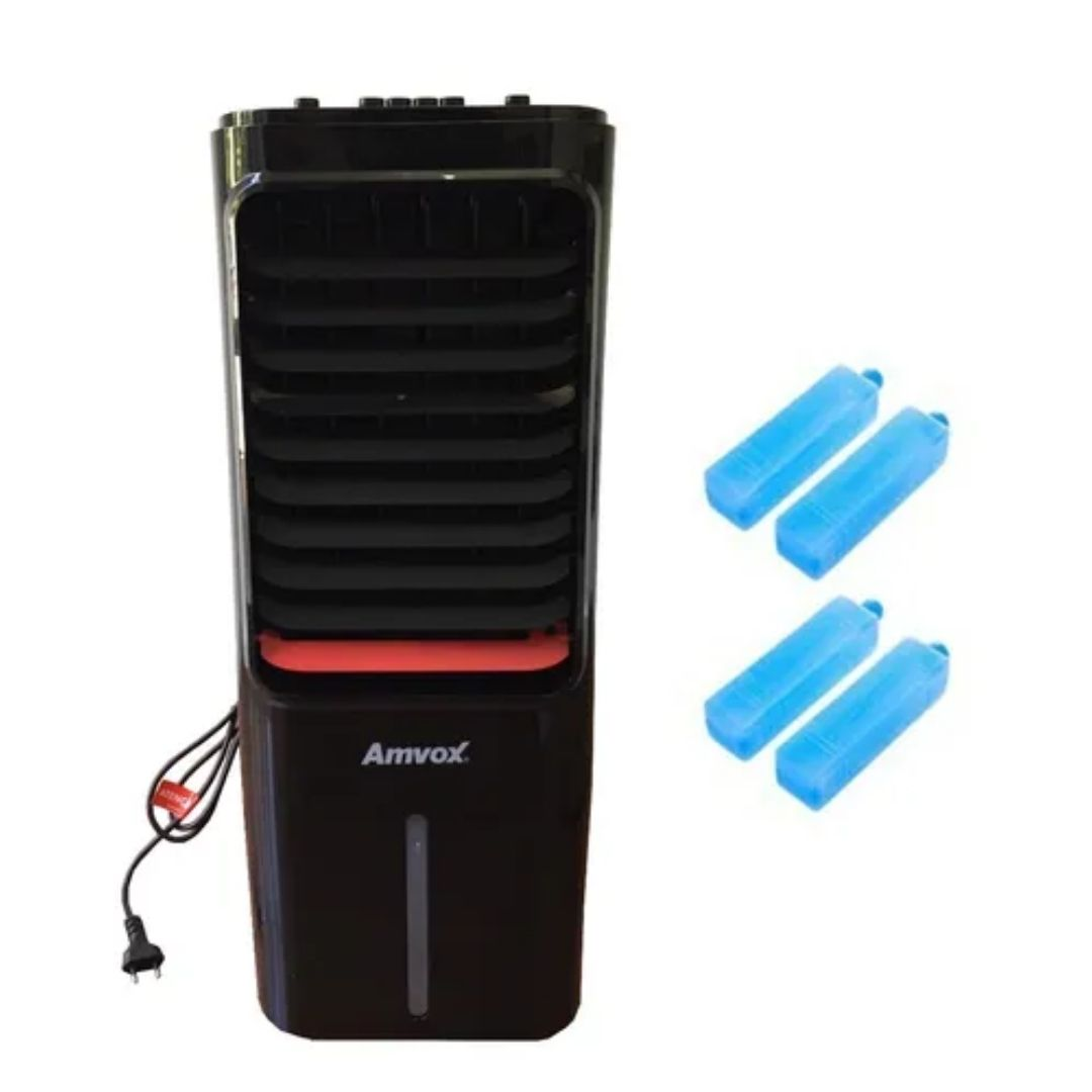 Climatizador Umidificador Ar Frio 3 Velocidades 65w 11l