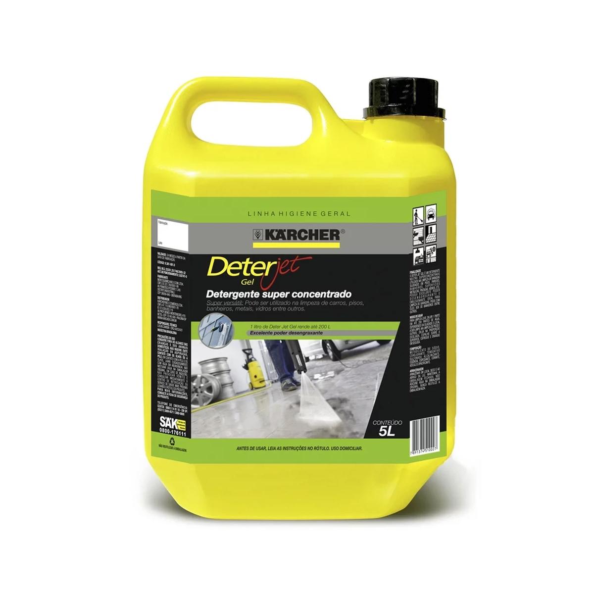 Detergente Super Concentrado Deterjet Karcher - 5l