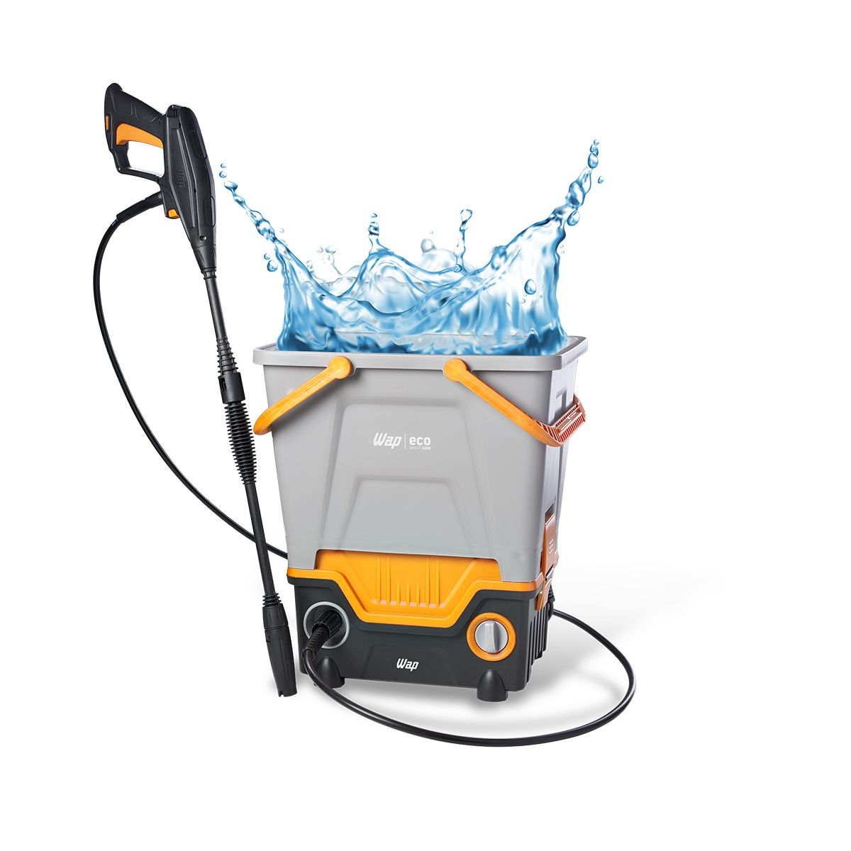 Eco Smart 2200 Ultra Para Águas Reutilizáveis  23L Wap