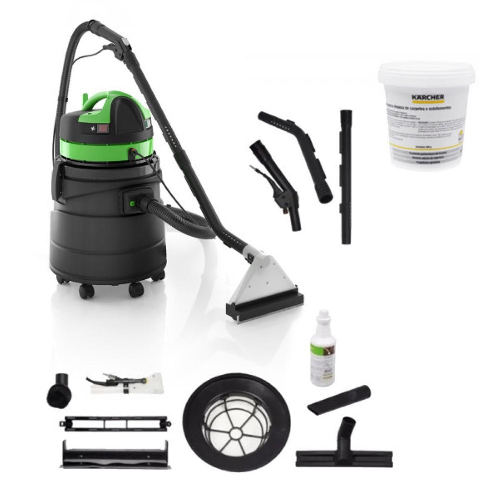 Extratora De Carpetes Ipc EP150 Com 1 Detergente Karcher RM 760