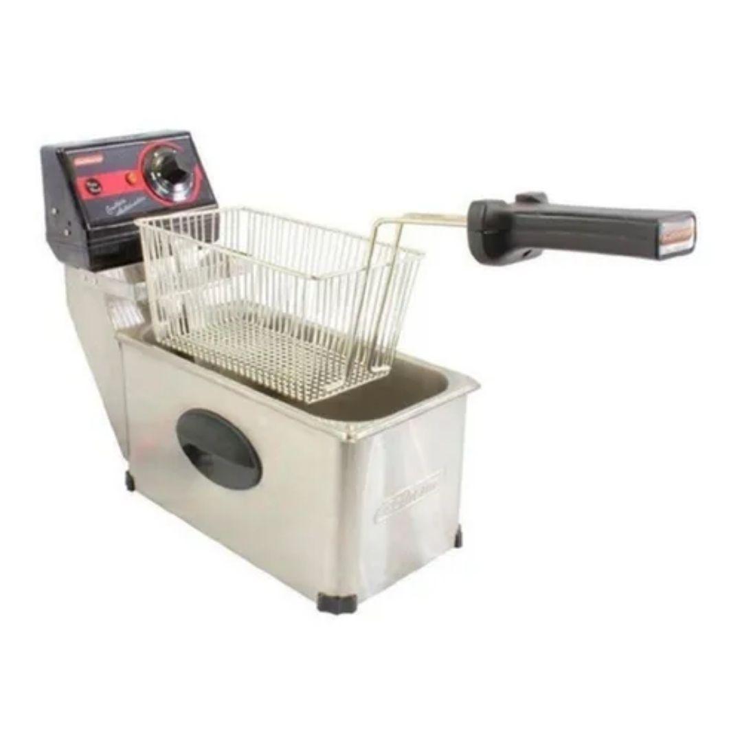 Fritadeira Industrial Elétrica Cotherm Frita Fácil 1c 3l 110