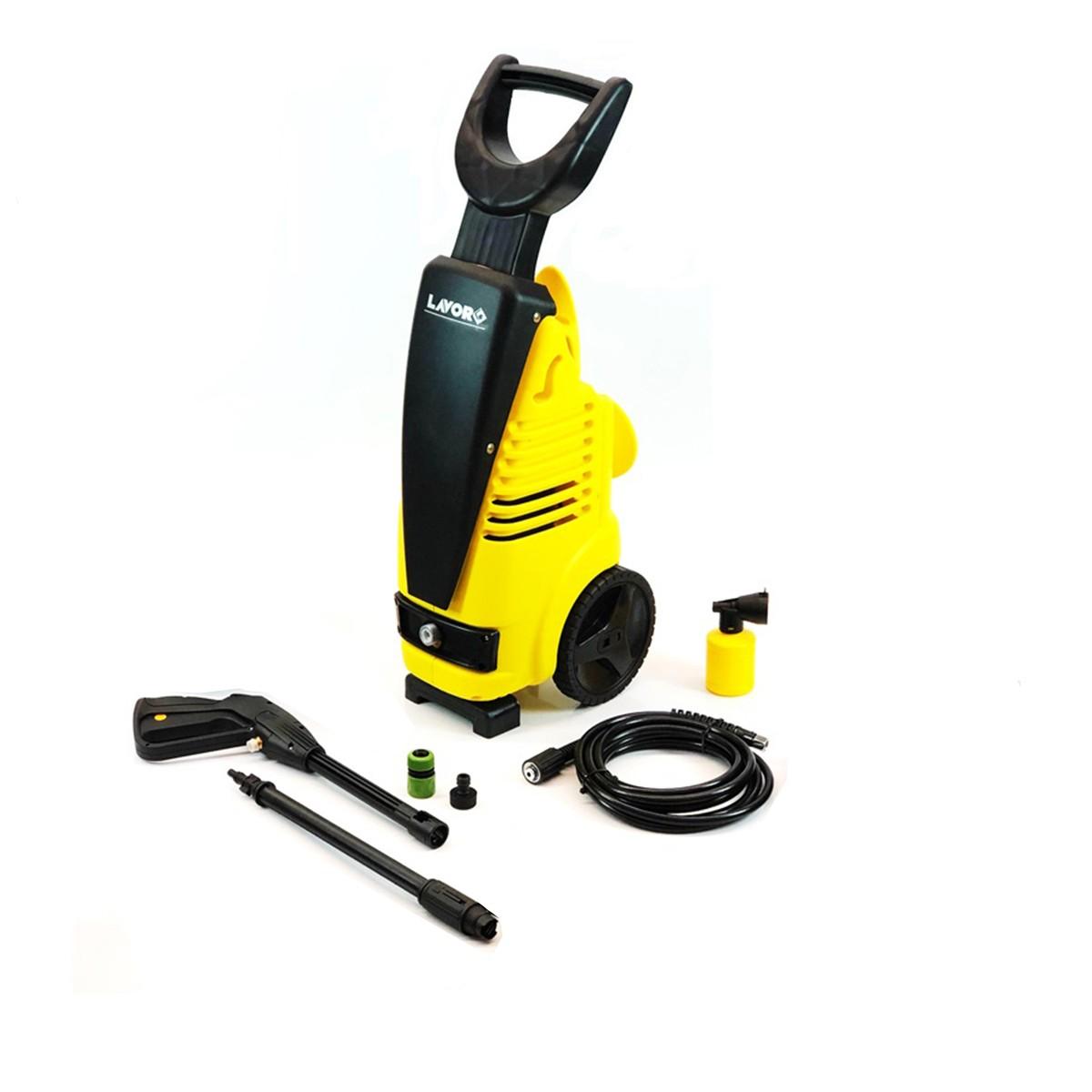 Lavadora de Alta Pressão Lavor Magnum Turbo 1800W